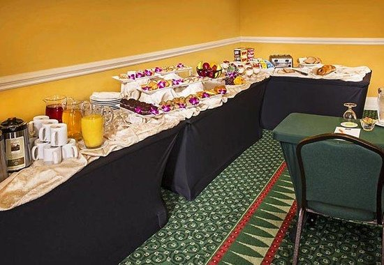Courtyard by Marriott Long Island MacArthur Airport: Event Catering