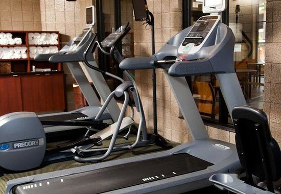 Courtyard by Marriott La Crosse Downtown / Mississippi Riverfront: Fitness Center