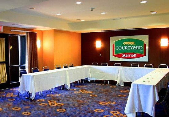 Courtyard by Marriott Anniston Oxford: Meeting Room – U-Shaped Set-Up