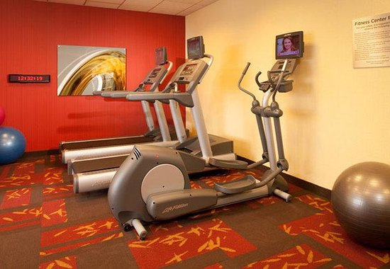 Waltham, MA: Fitness Center