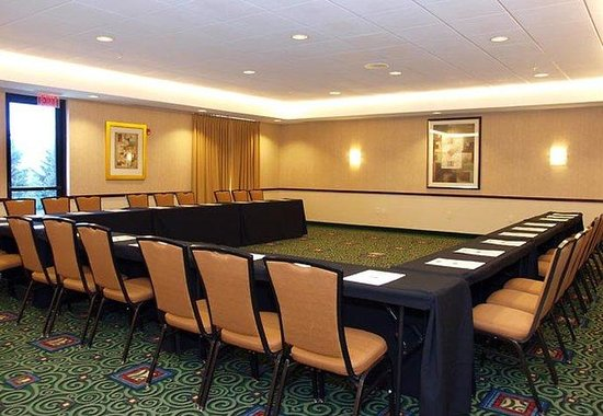 Courtyard by Marriott Republic Airport Long Island/Farmingdale: Runway Meeting Room