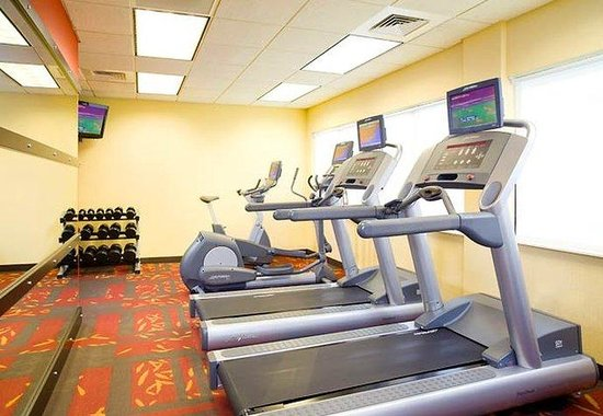 Courtyard by Marriott Philadelphia Langhorne: Fitness Center