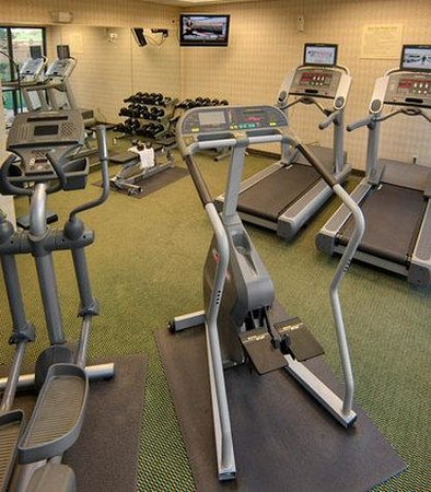 Courtyard by Marriott Roanoke Airport: Fitness Center