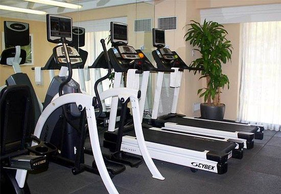Courtyard by Marriott Fort Lauderdale East: Exercise Room