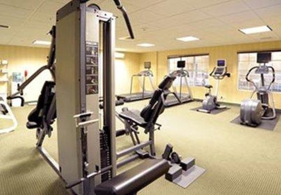 Hadley, MA: Exercise Room