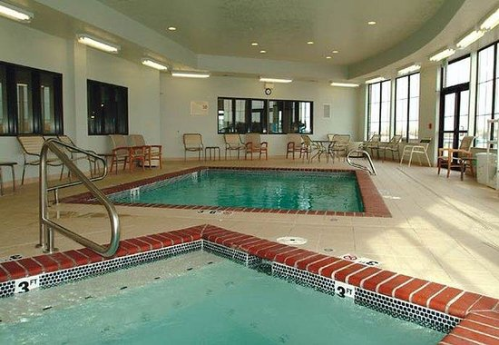 Courtyard by Marriott Richland Columbia: Indoor Pool & Whirlpool