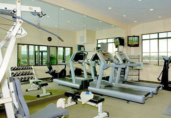 Courtyard by Marriott Richland Columbia: Fitness Center