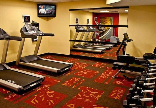 Champaign, IL: Fitness Room