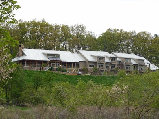 Nature Inn at Bald Eagle: May 2013
