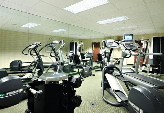 Courtyard by Marriott Las Vegas South: Fitness Center