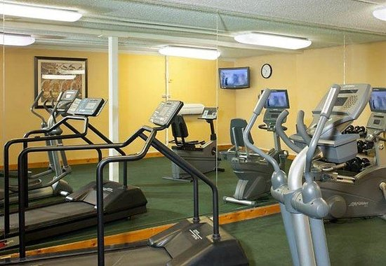 Courtyard by Marriott Santa Fe: Fitness Center