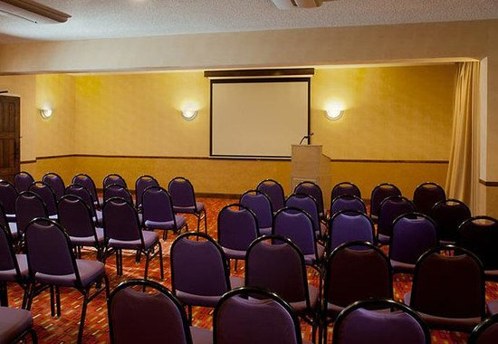 Courtyard by Marriott Santa Fe: Meeting Room