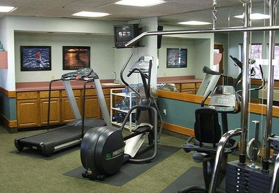 Goshen, : Exercise Room