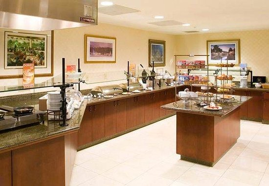 Courtyard by Marriott: Buffet
