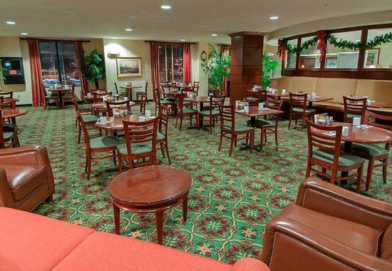 Courtyard by Marriott: Courtyard Caf