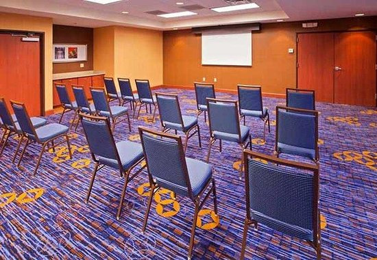 Courtyard by Marriott Louisvillle Northeast: Meeting Room