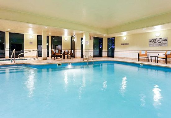 Courtyard by Marriott Austin Northwest/Arboretum: Indoor Pool