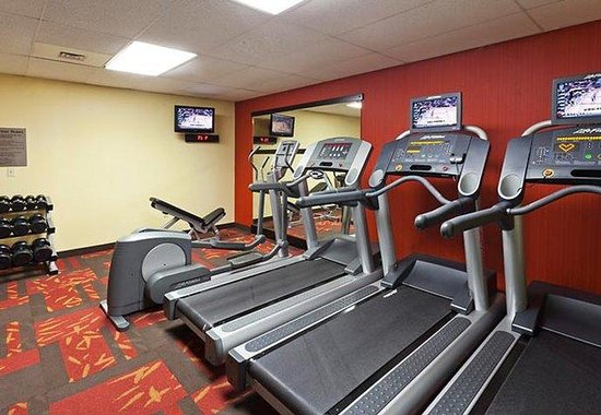 Courtyard by Marriott Austin Northwest/Arboretum: Fitness Center