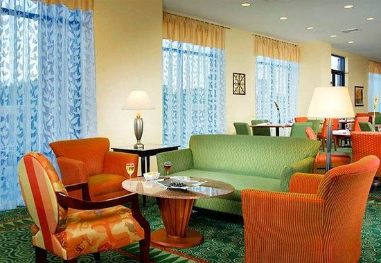 Courtyard by Marriott Gaithersburg Washingtonian Center: Lounge