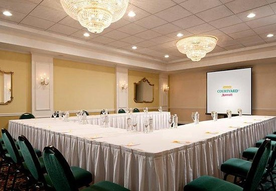 Courtyard by Marriott Portsmouth: Meeting Room