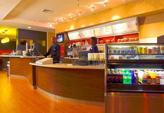Courtyard by Marriott LaGuardia: S Bar