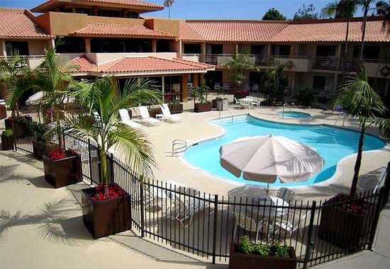 Solana Beach, CA: Outdoor Pool