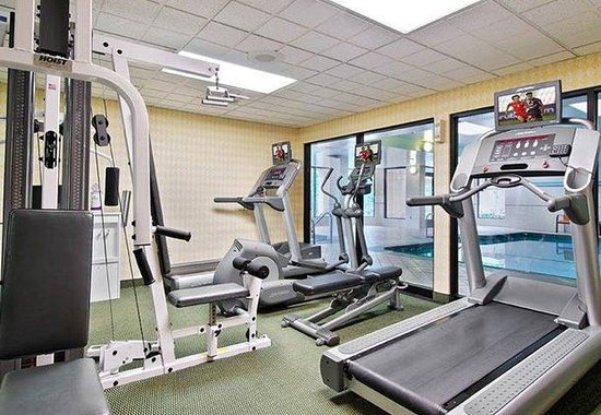 Courtyard by Marriott Grand Rapids Airport: Fitness Center