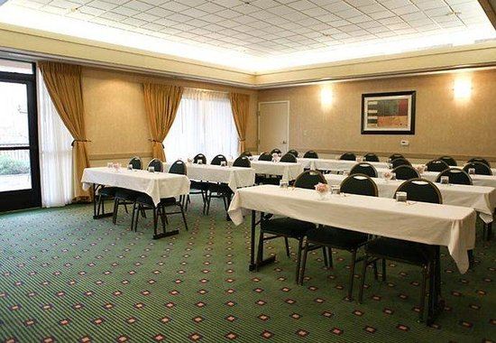 Courtyard by Marriott Grand Rapids Airport: Meeting Room A