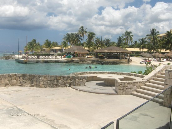 Presidente Inter-Continental Cozumel Resort & Spa: No Surprizes Here