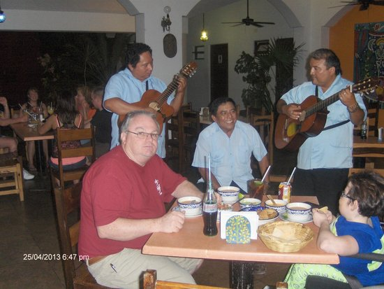 Presidente Inter-Continental Cozumel Resort & Spa: El Choisa Restaurant - Suggested by Melissa