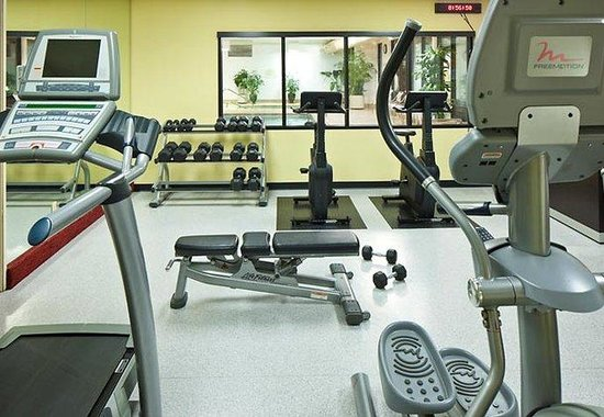 Courtyard by Marriott Anchorage Airport: Fitness Center