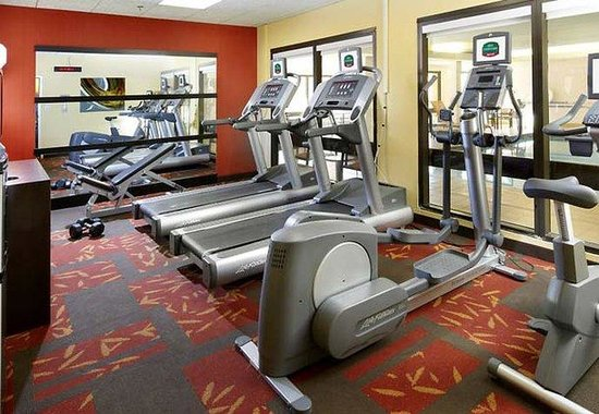 Courtyard by Marriott Lafayette Airport: Fitness Center