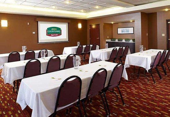 Courtyard by Marriott Lafayette Airport: Meeting Room