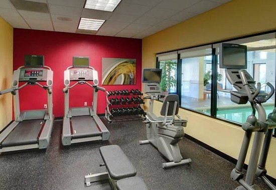 Courtyard by Marriott Richmond Airport: Fitness Center
