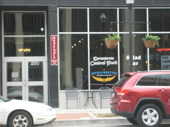 Great Vegetarian Fare In Downtown Davenport Review Of