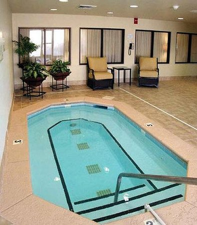 ‪‪Matthews‬, ‪North Carolina‬: Indoor Spa‬