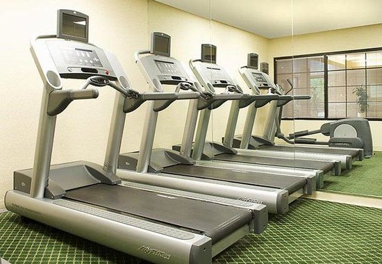 Columbus, IN: Fitness Center