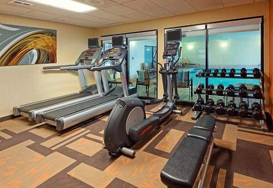 Courtyard by Marriott Denver Southwest / Lakewood: Fitness Center