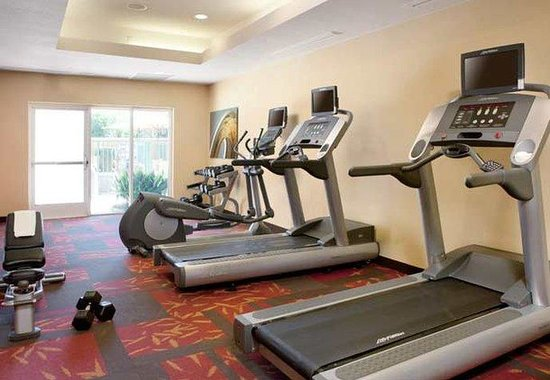 Courtyard by Marriott San Ramon: Fitness Center