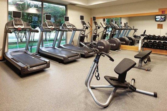 Farmers Branch, TX : Fitness Center 
