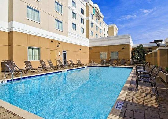 Embassy Suites Tampa - Brandon: Outdoor Pool