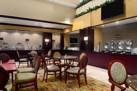 Embassy Suites Tampa - Brandon: Embassy Suites Tampa Brandon Restaurant