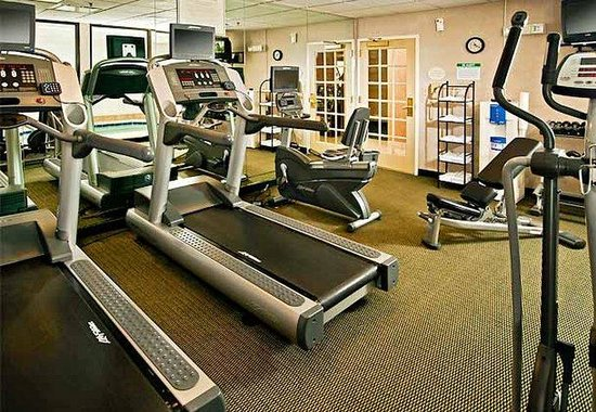 Courtyard by Marriott Durham Research Triangle Park: Fitness Center