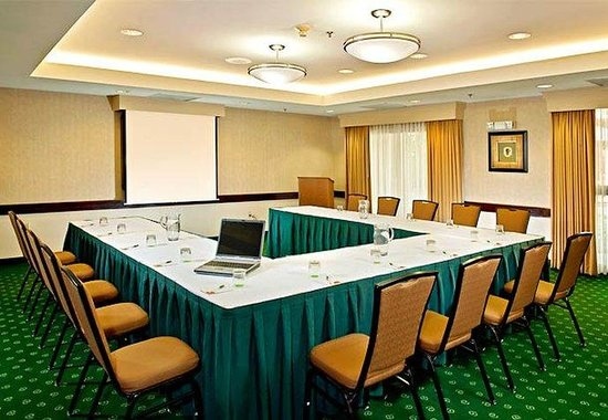 Courtyard by Marriott Durham Research Triangle Park: Meeting Space