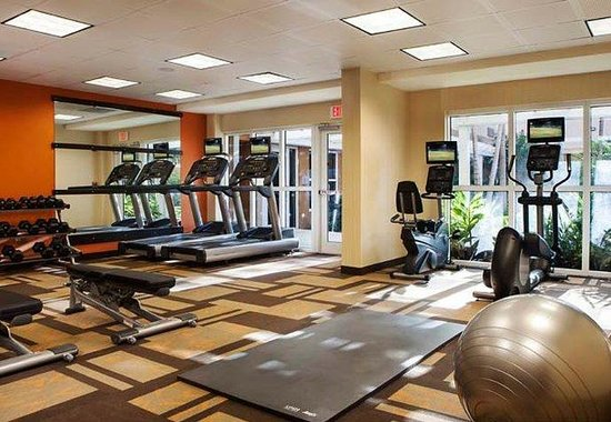 Courtyard Miami Aventura Mall: Fitness Center