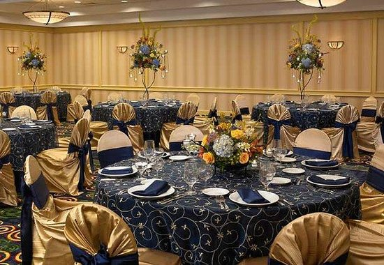 Courtyard by Marriott Detroit Downtown: Cascade Ballroom - Social Events