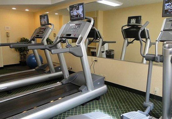 Fairfield Inn Ann Arbor: Fitness Center