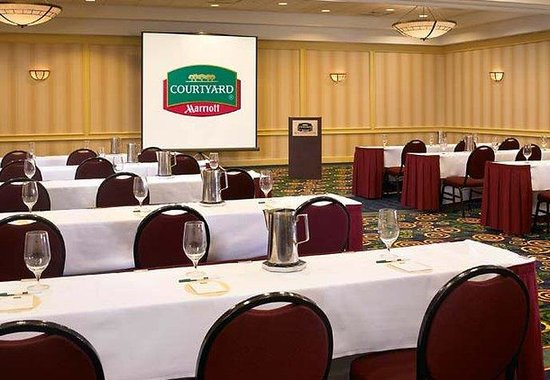 Courtyard by Marriott Detroit Downtown: Cascade Ballroom - Meetings