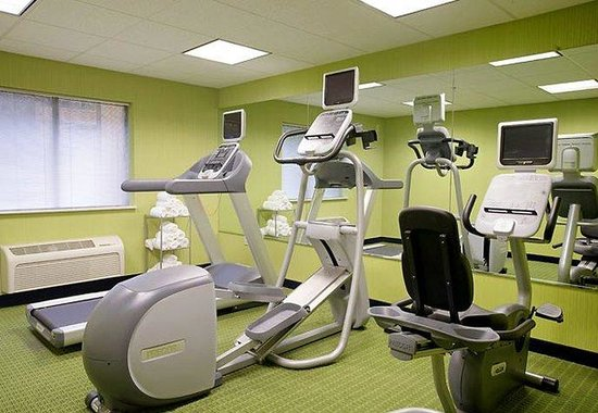 Fairfield Inn Plymouth Middleboro: Fitness Center
