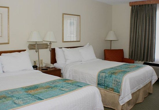 Fairfield Inn & Suites Boca Raton: Double/Double Guest Room